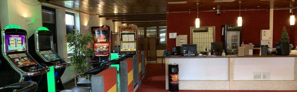 Spielhalle Bitburg Mötsch Las Vegas